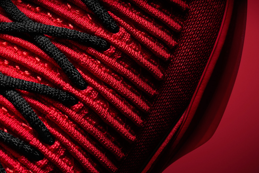 Air Jordan 32 Rosso Corsa Red Suede AA1253-601