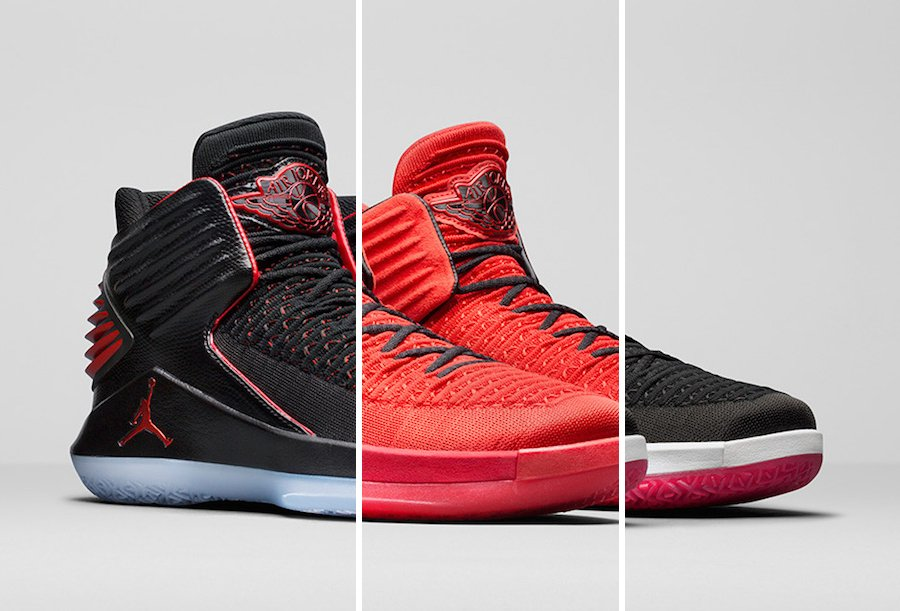 pretty nice 76ef3 5e9cb Air Jordan 32 XXX2 Release Details Colors Technology