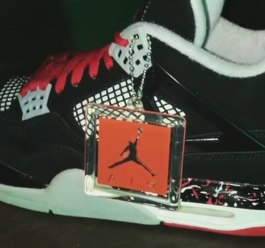 Air Jordan 4 Multicolor