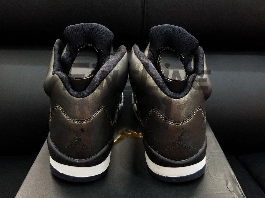 Air Jordan 5 Premium Heiress Metallic Field Release Date