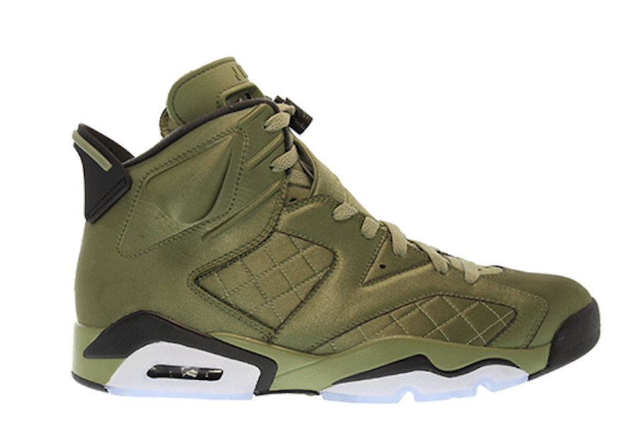Air Jordan 6 Pinnacle Promo Jacket Release Date
