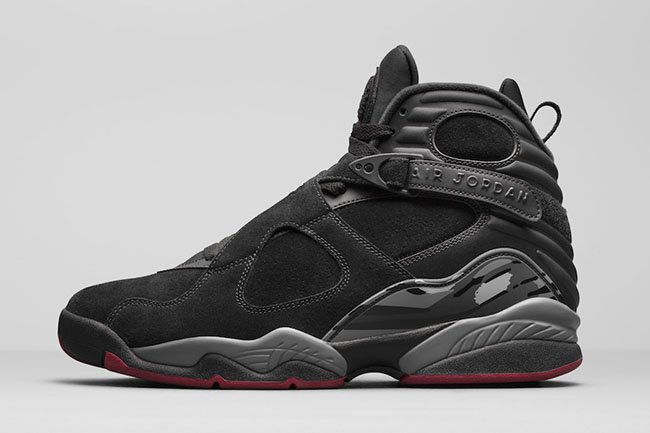 Air Jordan 8 Cement September 2017