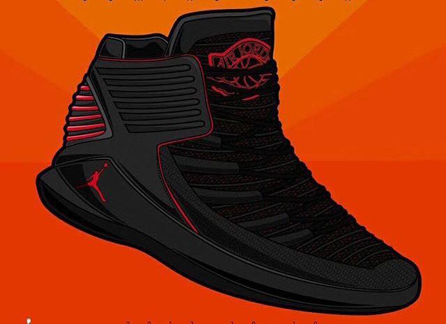 First Look: Air Jordan XXX2