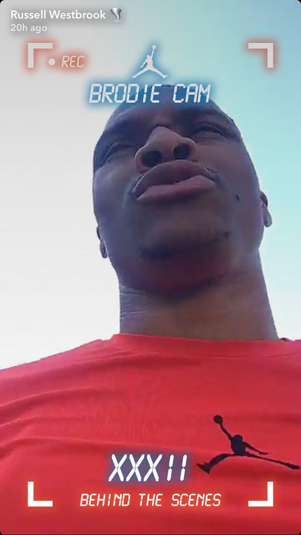Air Jordan XXX2 32 Russell Westbrook Teaser