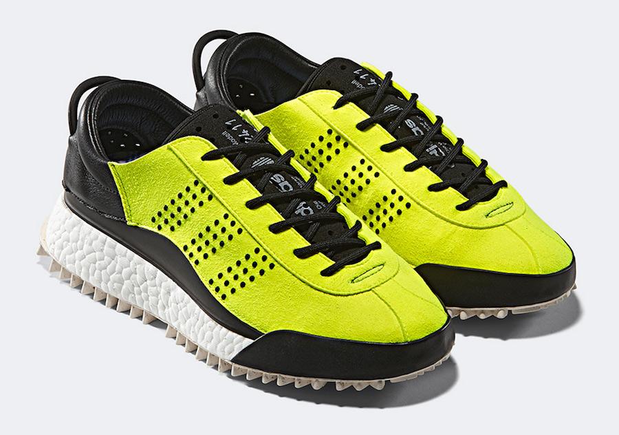 alexander wang x adidas escursione alla data di rilascio sneakerfiles