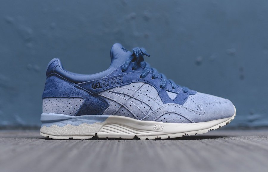 Asics Gel Lyte V Skyway Blue