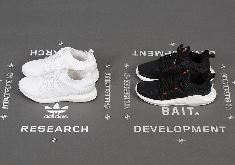 best website 08950 ee3a1 BAIT adidas EQT Research Development Pack Release Date ...