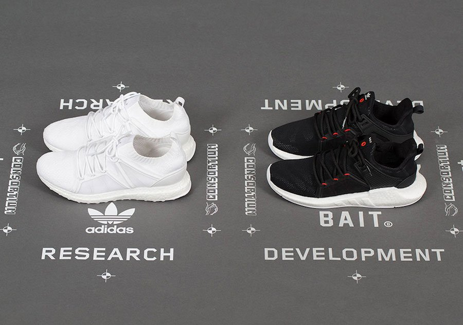 BAIT adidas EQT Research Development Pack Release Date