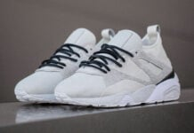 BAIT Puma Blaze of Glory Sock Chalk Release Date