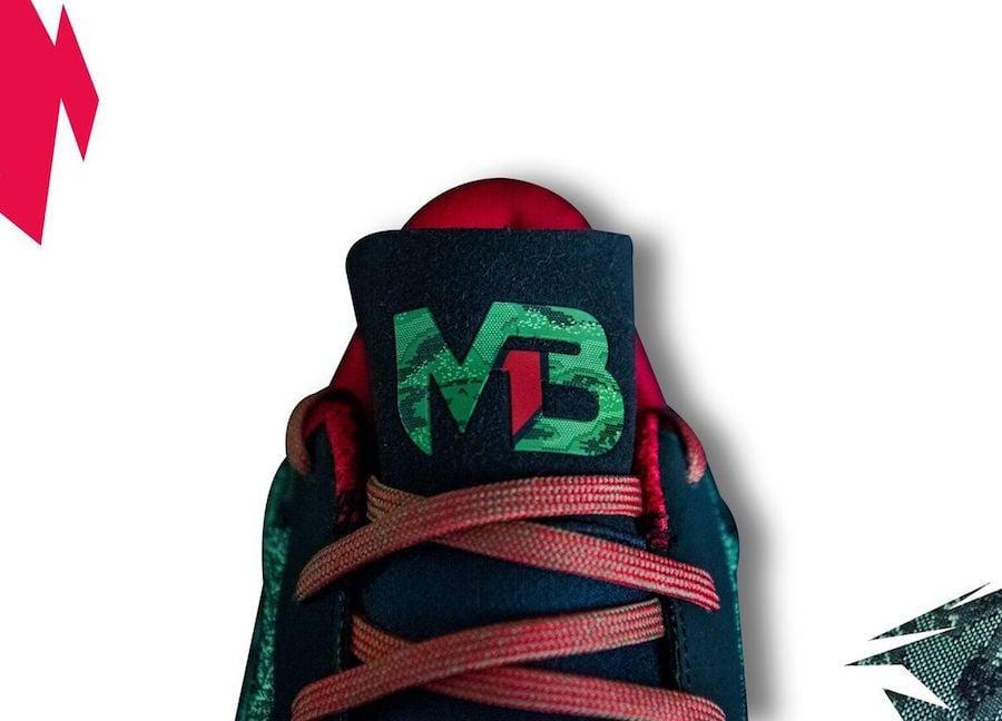 Big Baller Brand Melo Ball 1 Camo Release Date