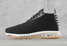 Black Gum Nike Air Max Woven Boot 921854-003
