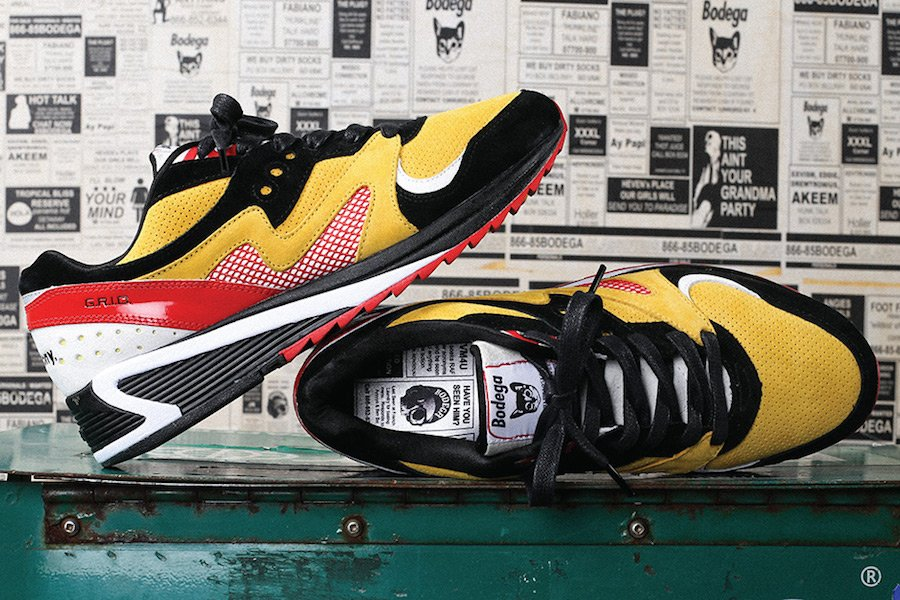 Bodega Saucony Grid 8000 Classifieds
