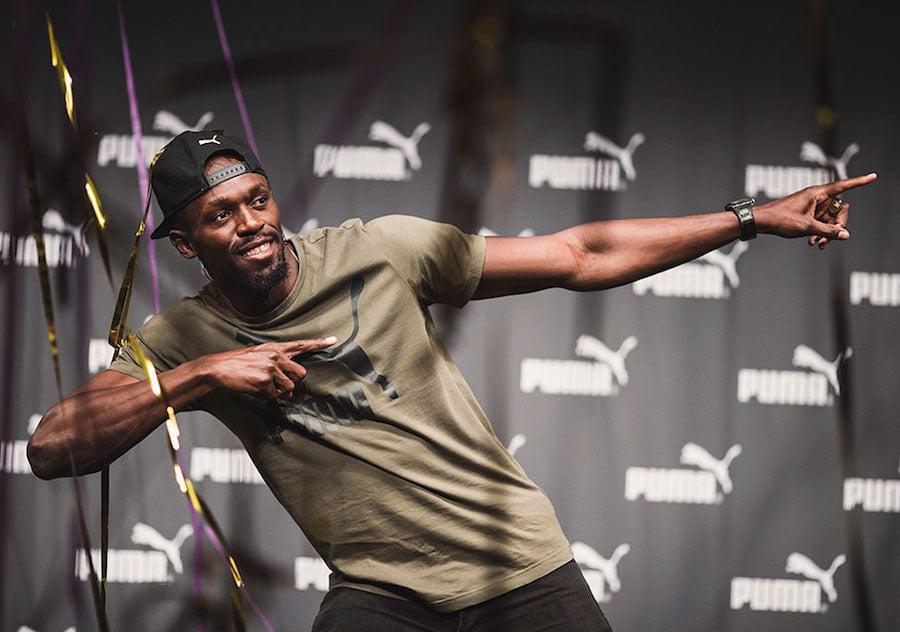 Bolt Legacy Spikes Final Race