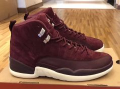 Bordeaux Air Jordan 12