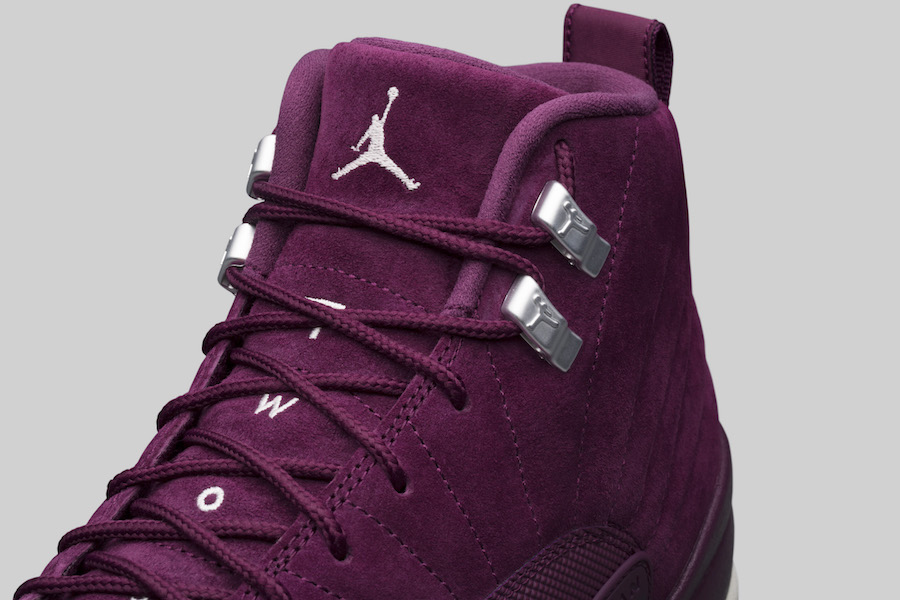 Bordeaux Jordan 12 Retro 130690-617