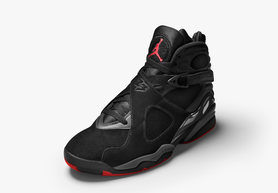 Bred Air Jordan 8 Cement 305381-022