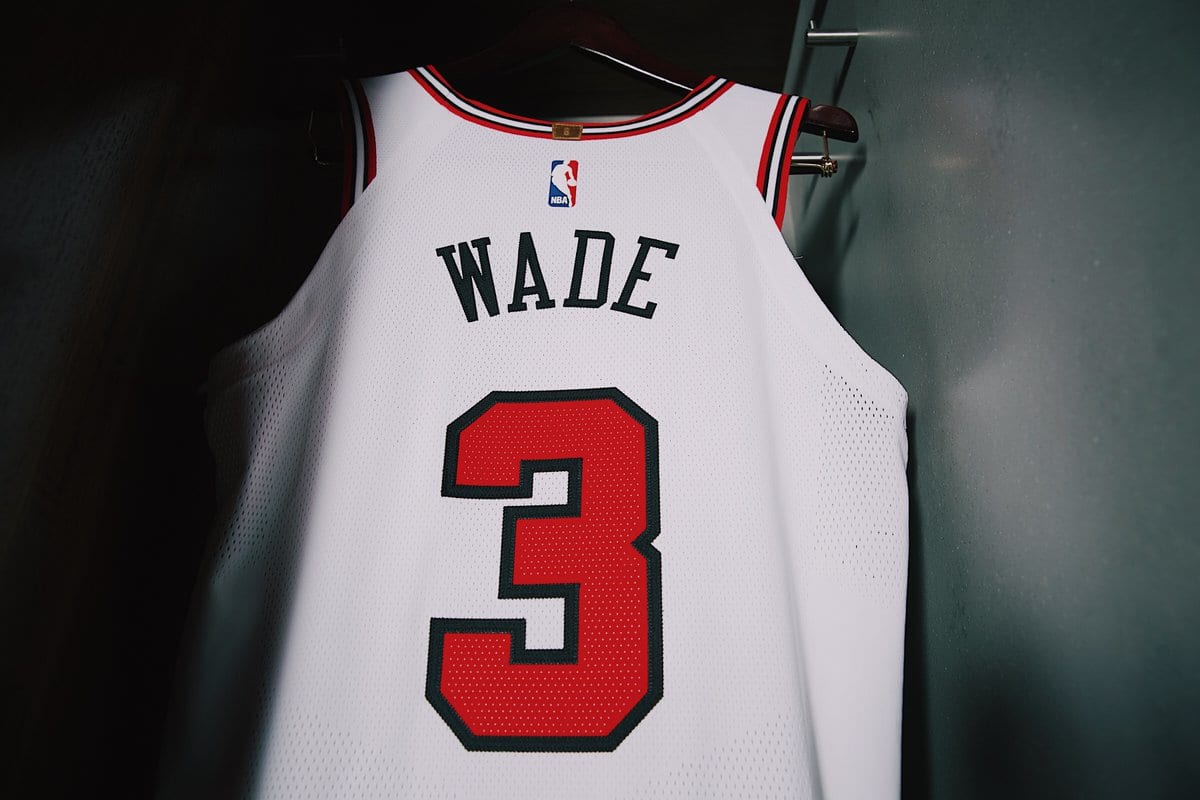 Chicago Bulls Nike Jerseys