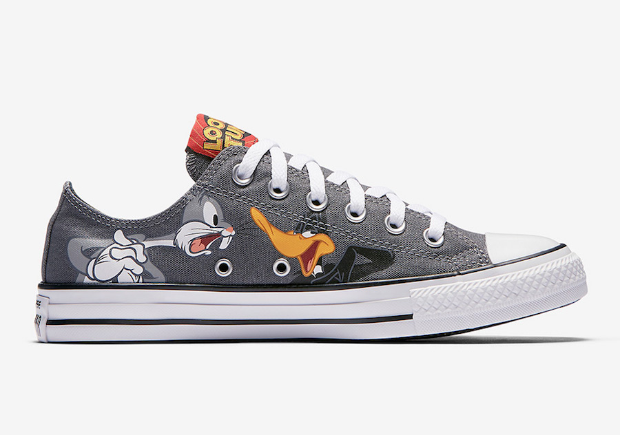 Converse Chuck Taylor Low Bugs Daffy