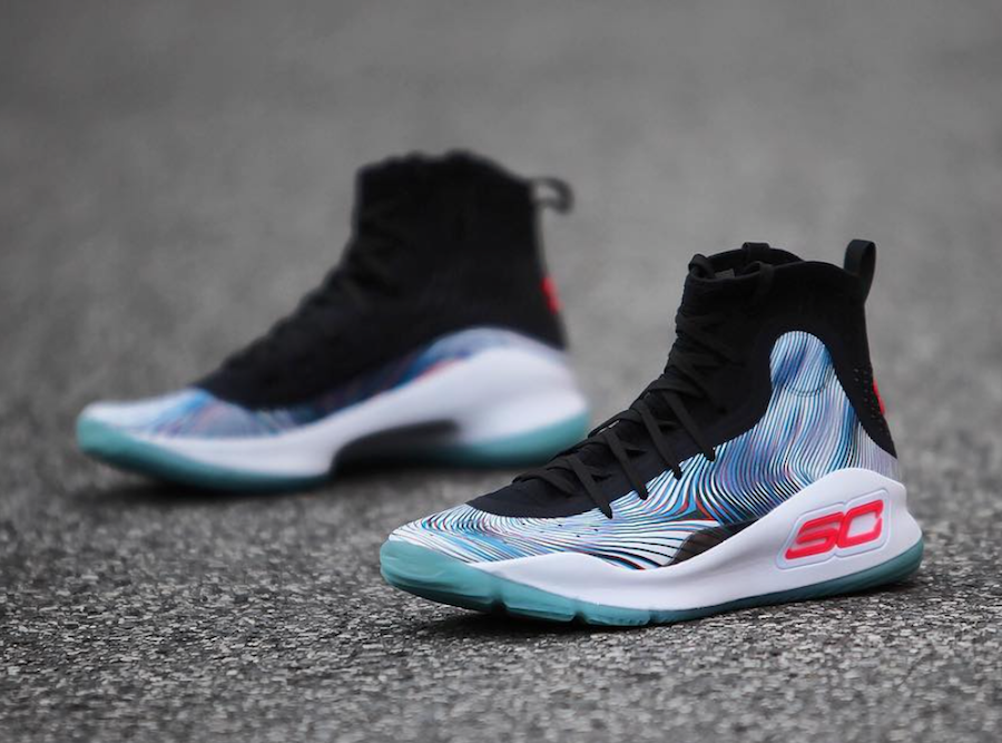 Curry 4 China Release Date