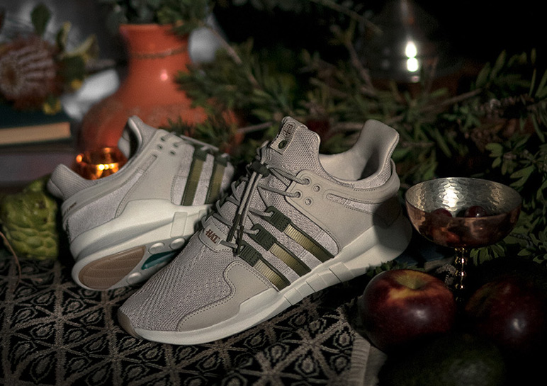 Highs Lows adidas EQT Support ADV Release Date