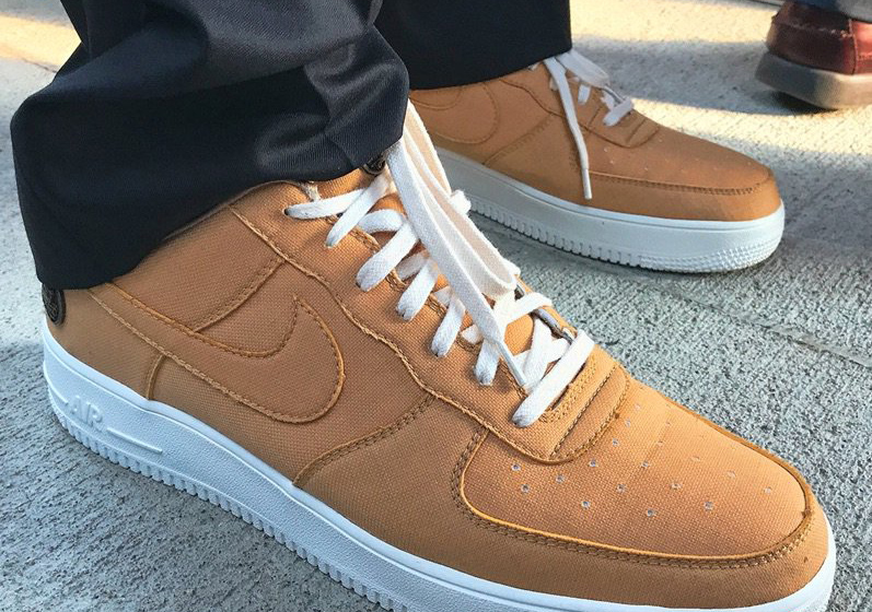 Jerry Jones Nike Air Force 1 Low Hall of Fame