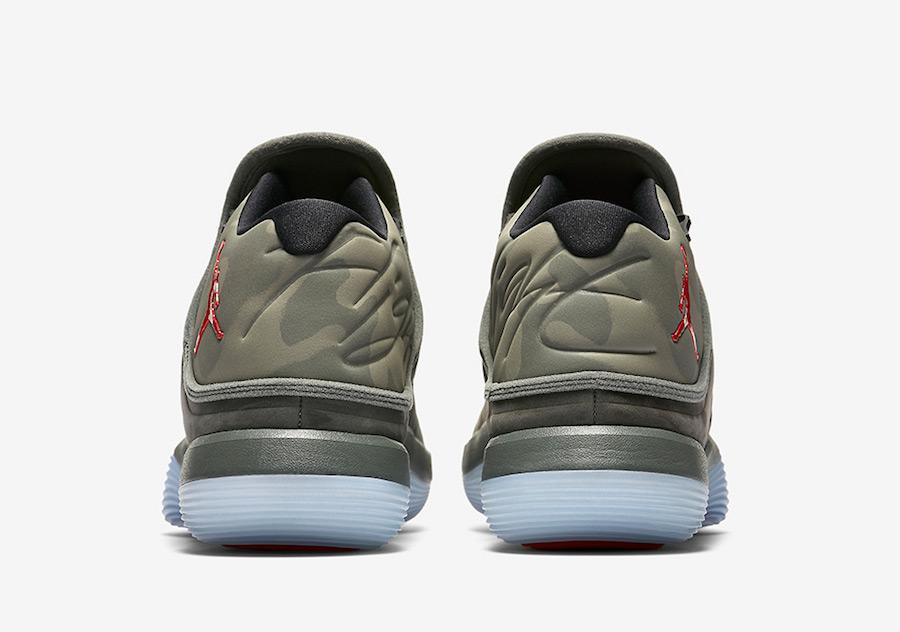 Jordan Super Fly 2017 Camo Release Date