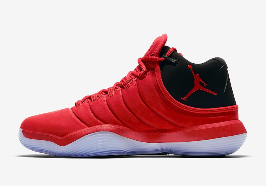 Jordan Super Fly 2017 University Red Release Date