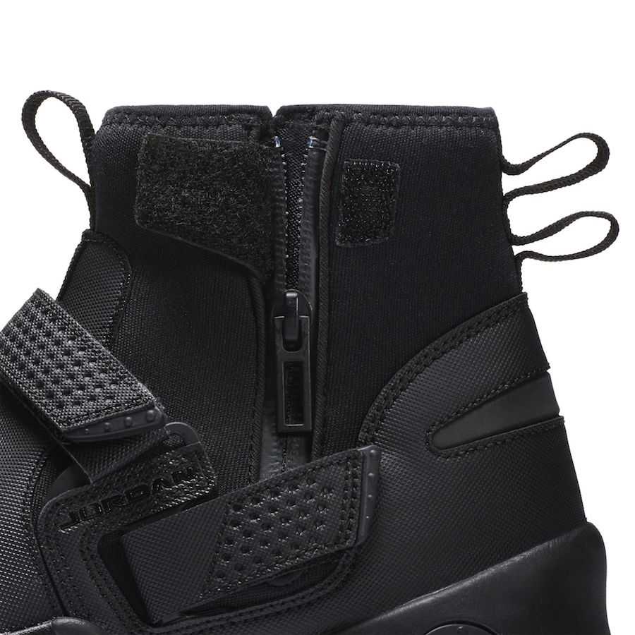 Jordan Trunner LX High Black