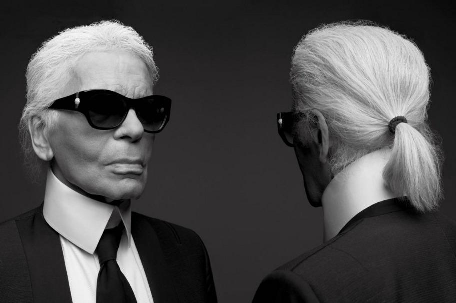 Karl Lagerfeld Vans 2017 Capsule