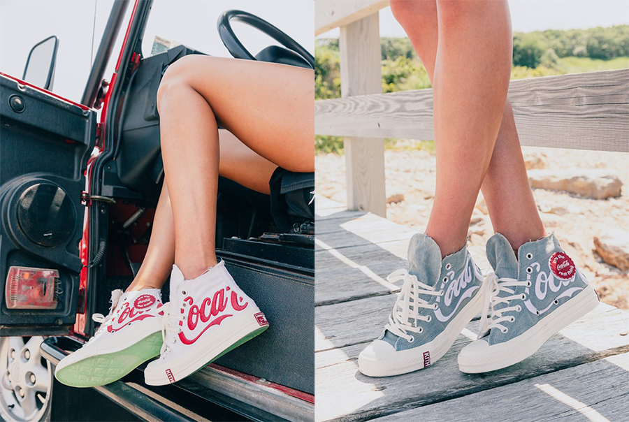 KITH Coca Cola Converse Chuck Taylor 70s Release Date
