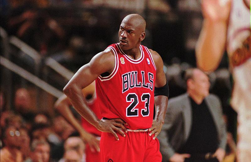 Michael Jordan Responds to LaVar Ball