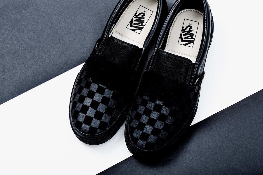 N.HOOLYWOOD Vans Slip-On