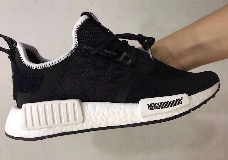 Neighborhood Invincible adidas NMD Release Date