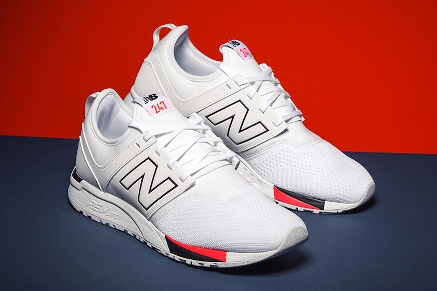 new balance 247 white