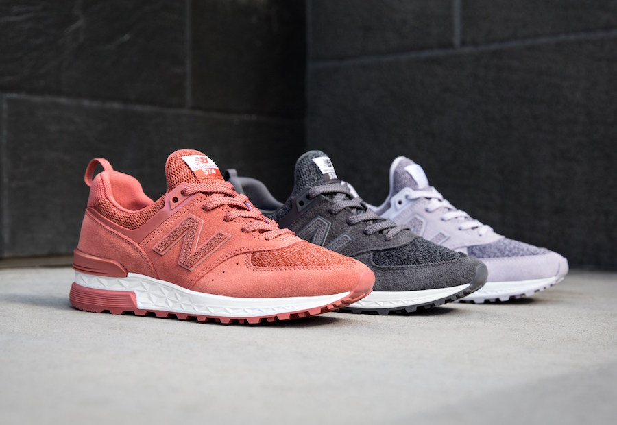 New Balance 574 Sport Fall 2017 Collection
