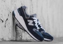 New Balance 999 Navy Pewter