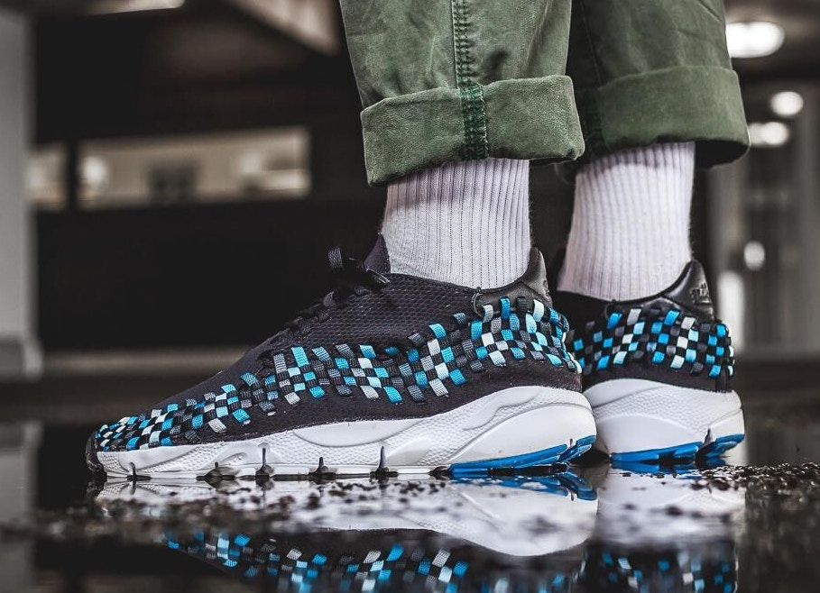 Nike Air Footscape Woven NM Blue Jay