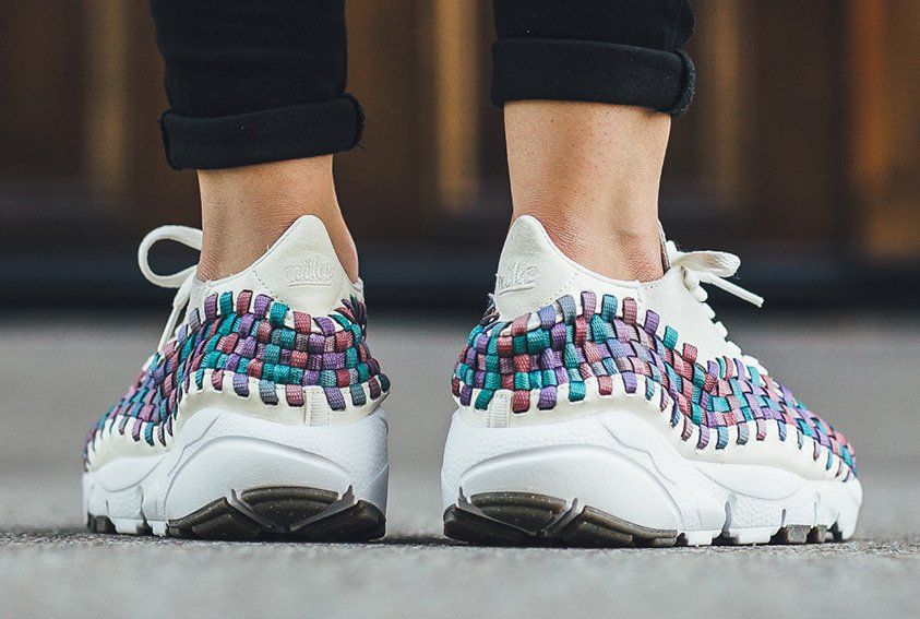 Nike Air Footscape Woven Pastel Release Date