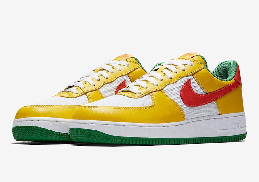 Nike Air Force 1 Low Carnival 845053-700