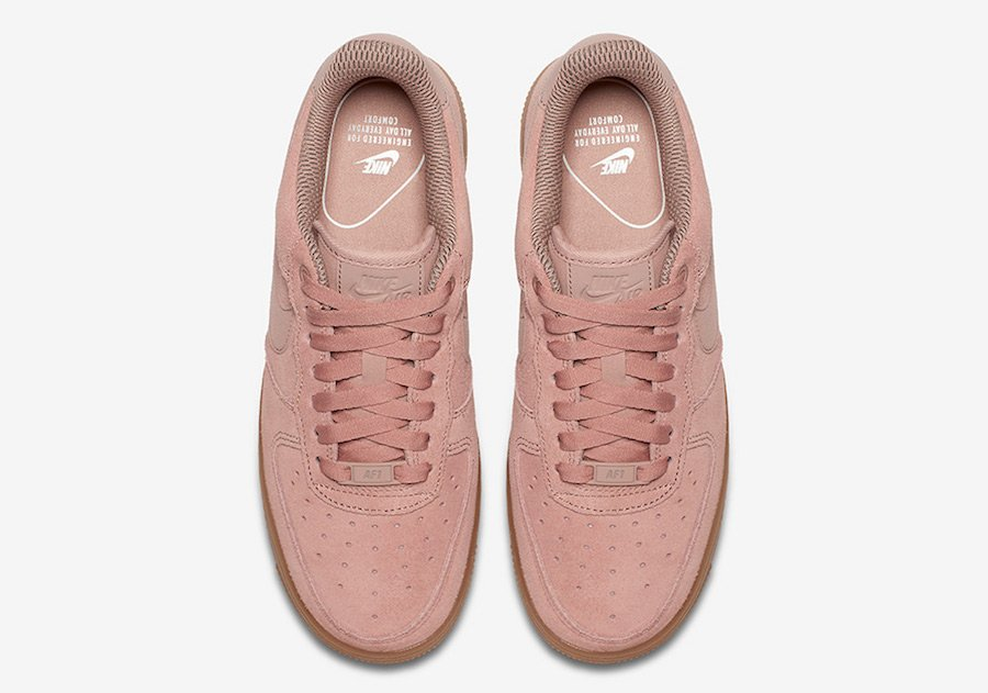 Nike Air Force 1 Low Particle Pink Release Date