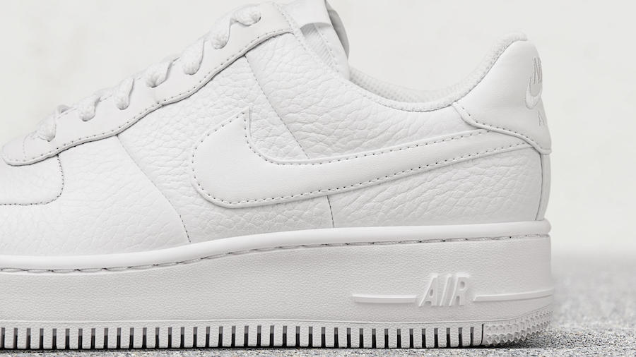 Nike Air Force 1 Upstep Premium Low Bread Butter Pack