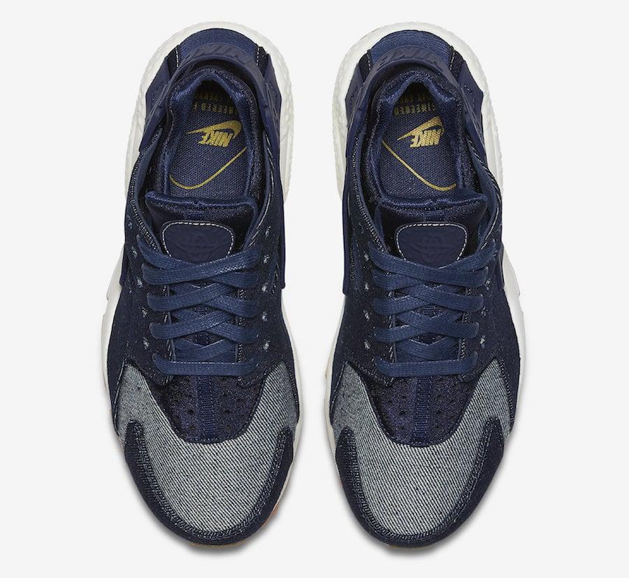Nike Air Huarache Denim Gum