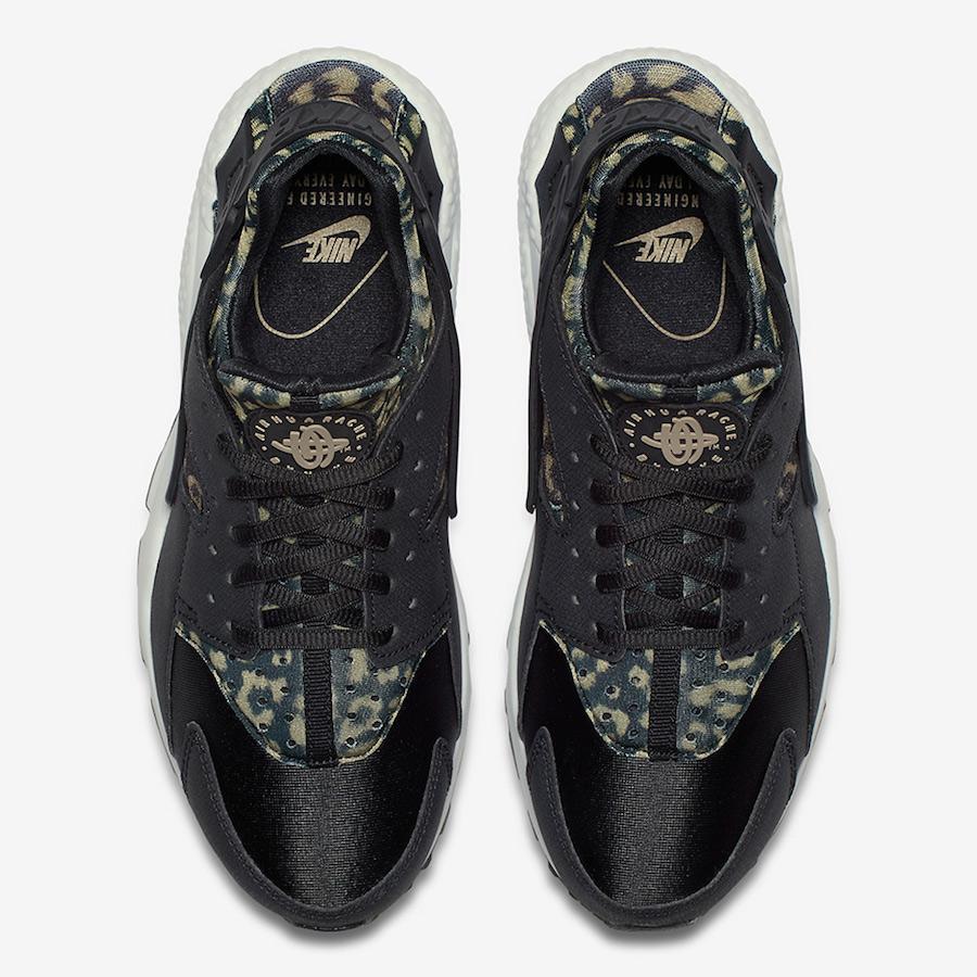 396f9ade94a Nike Air Huarache Leopard Black 725076-007