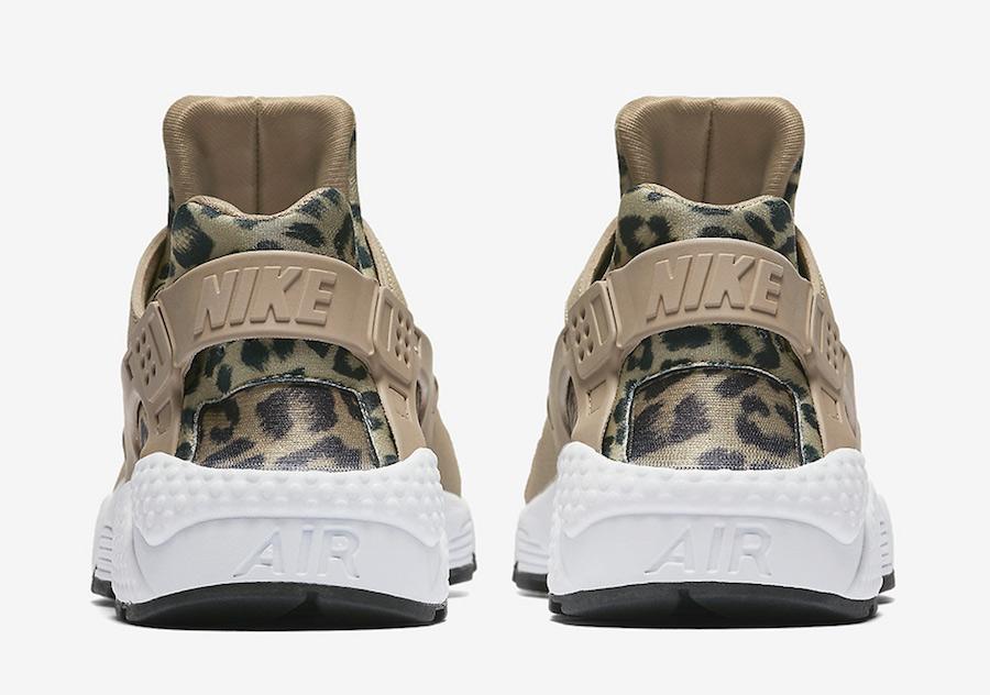 25936e91868 Nike Air Huarache Leopard Khaki 725076-200