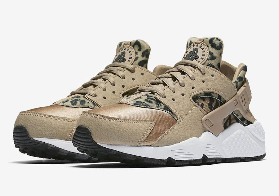 performance sportswear genuine shoes best place Nike Air Huarache Leopard Pack | SneakerFiles