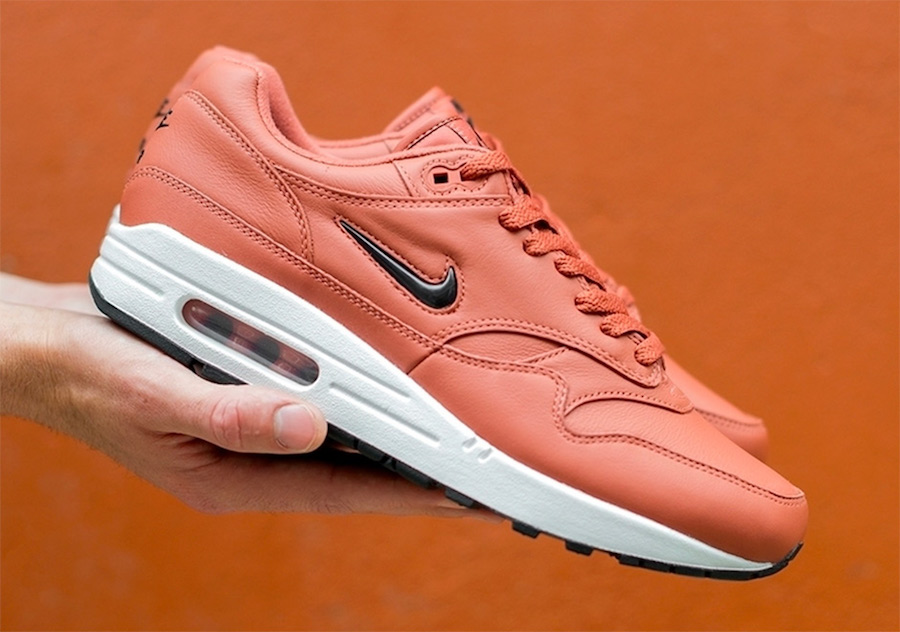 Nike Air Max 1 Jewel Pink Leather