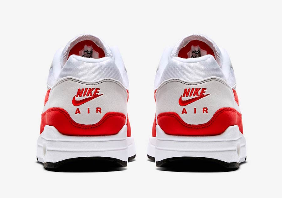 Nike Air Max 1 Red Anniversary 908375 103 Release Date