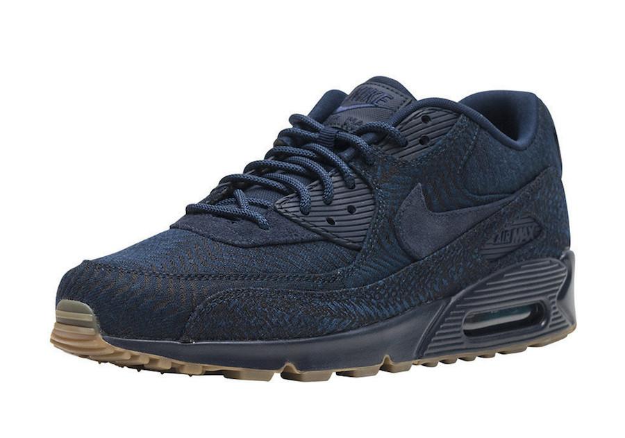 Nike Air Max 90 Premium Indigo
