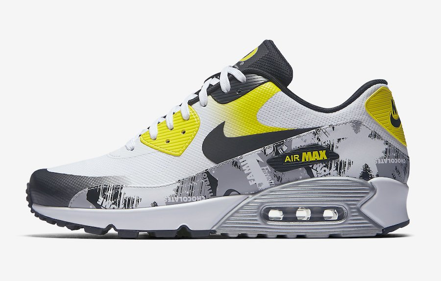 Nike Air Max 90 Ultra 2.0 Doernbecher Oregon Release Date