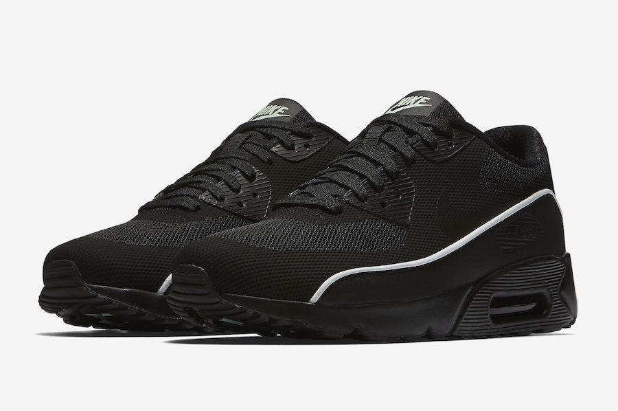 Nike Air Max 90 Ultra 2.0 Essential Black Mint Foam